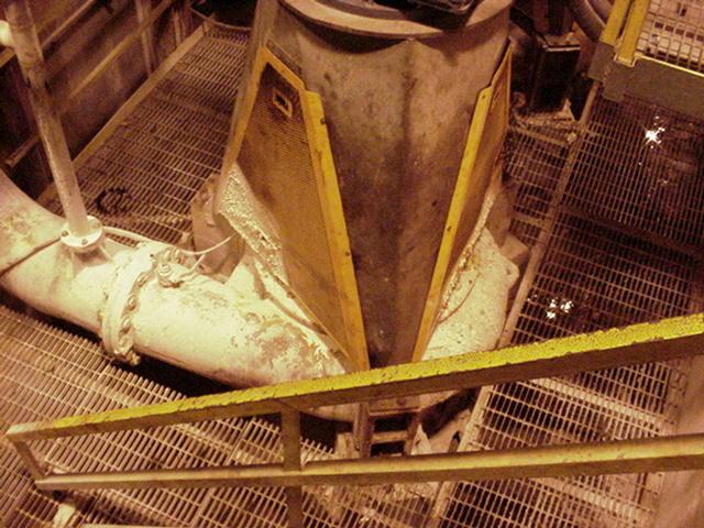 Lift Pump Casing Repair 1