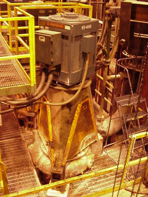 Lift Pump Casing Repair 2