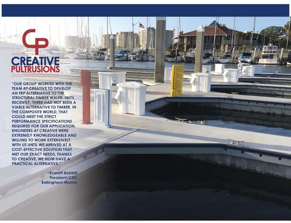 Marina del Rey - Waterfront Application