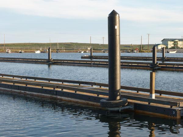 Floating Dock System - Kotzebue Swan Lake