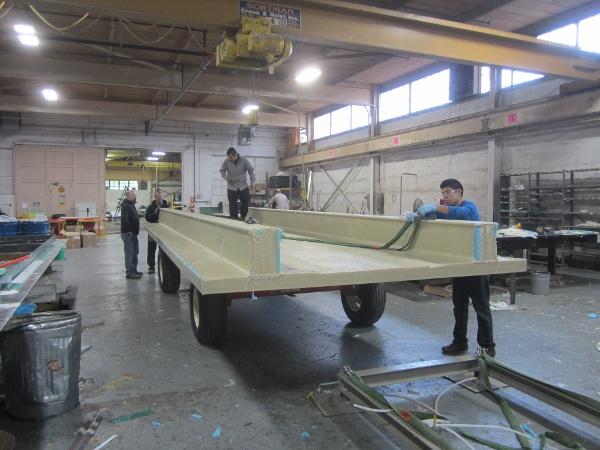 2-Crawford molding finished