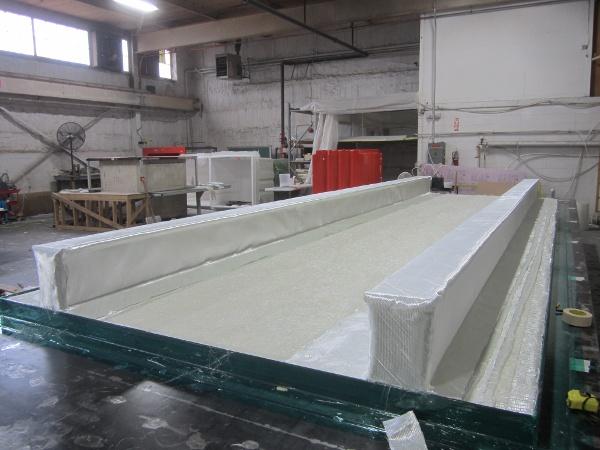 3-Crawford glass layup