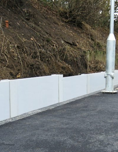 Ballast Wall Panel
