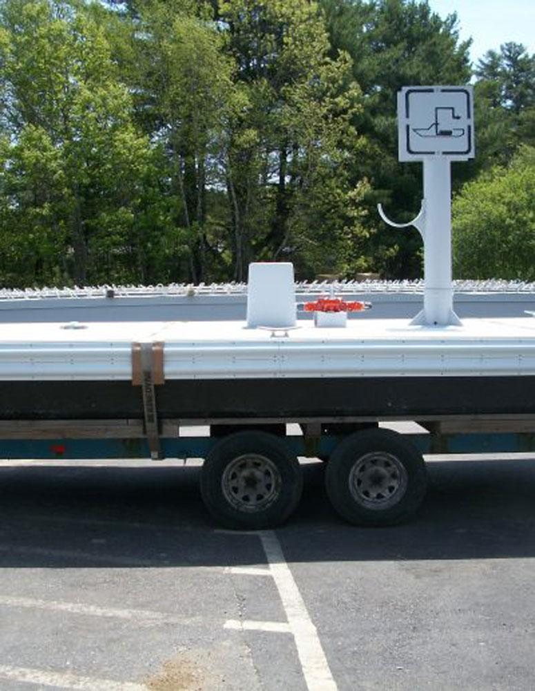 Pumpout Float Marina Pump Out Systems