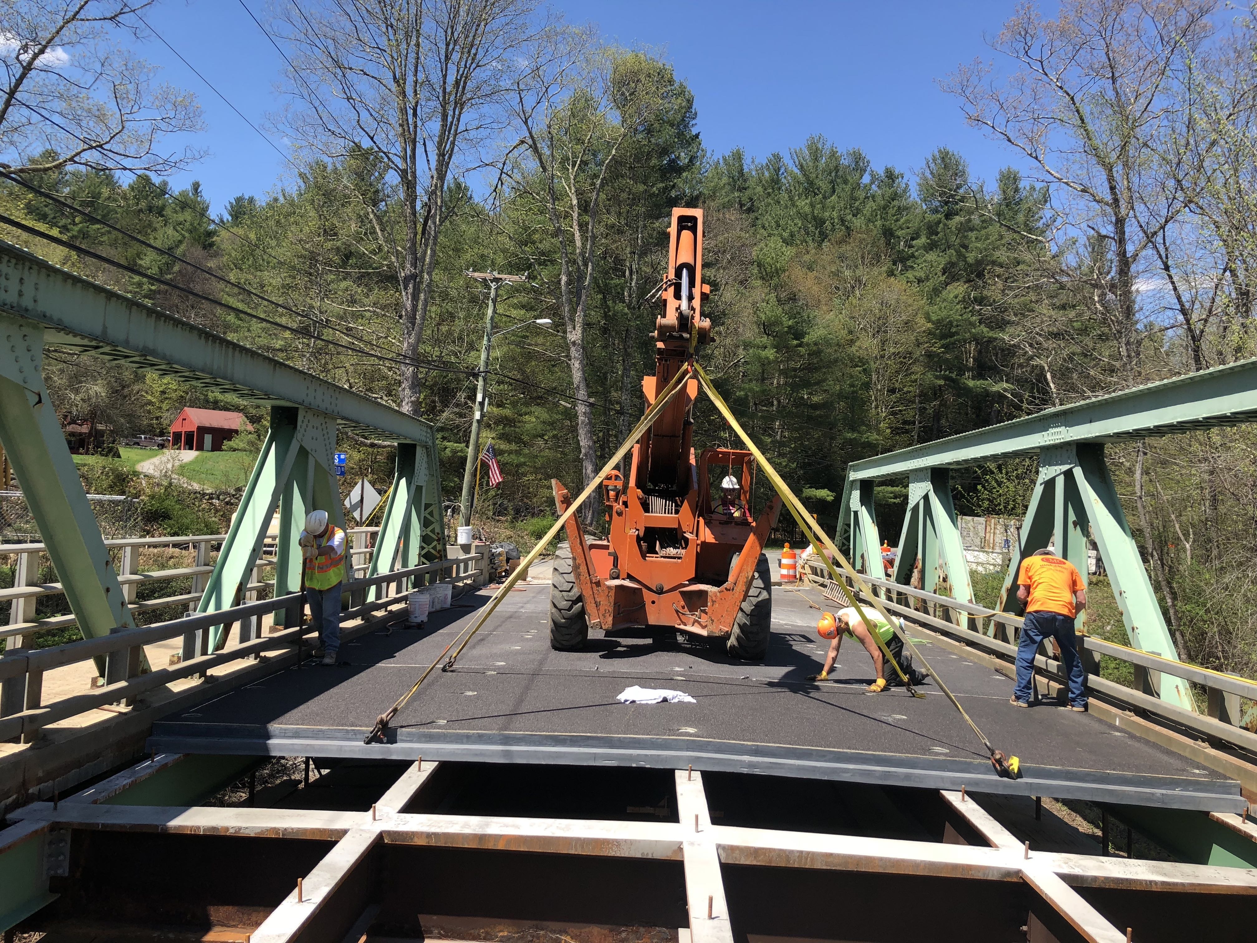 Maintaining Balance: FRP Strikes Right Note With Old, Historic Bridges