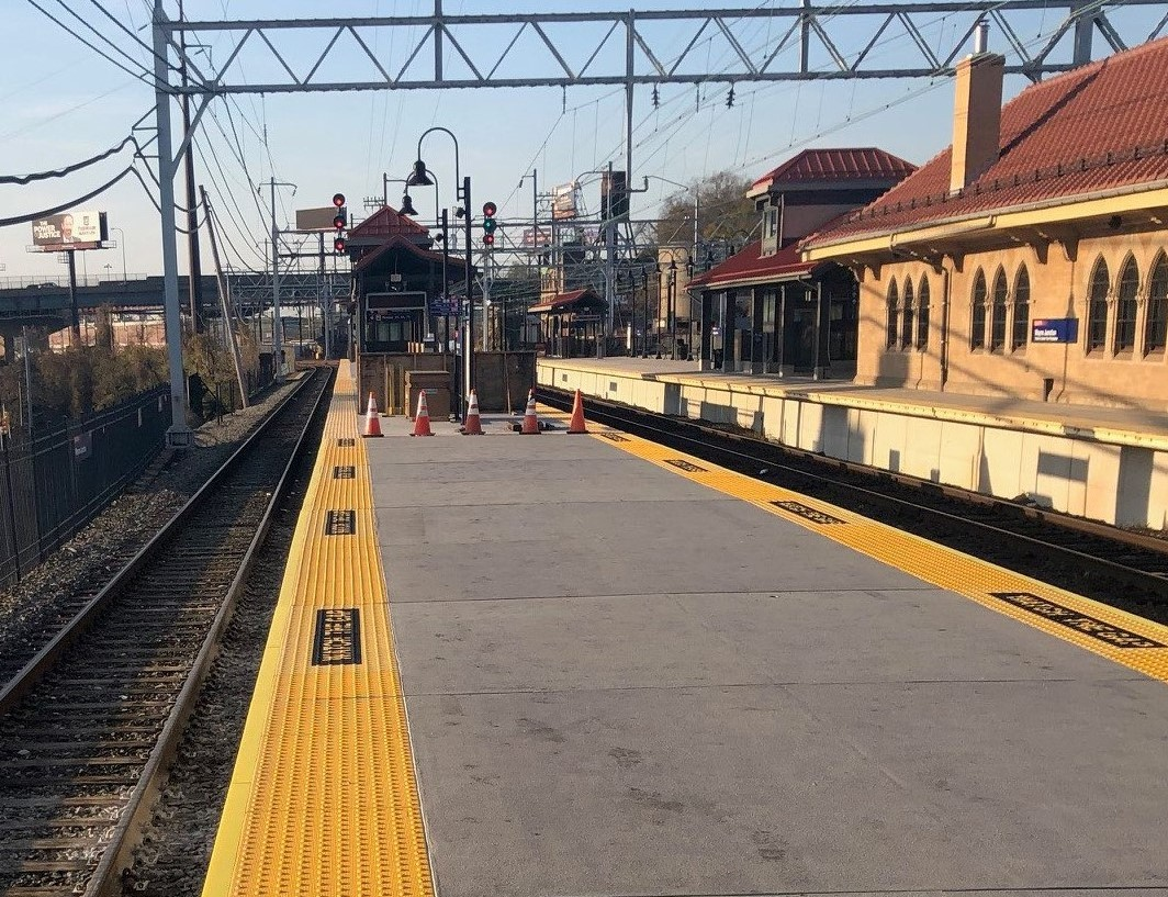 Reviving Historical SEPTA Rail Station Platform With FRP