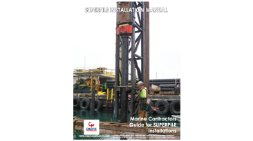 SUPERPILE® Installation Manual