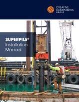 Superpile installation manual