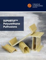 Product Brochure: Supertuf polyurethane pultrusions