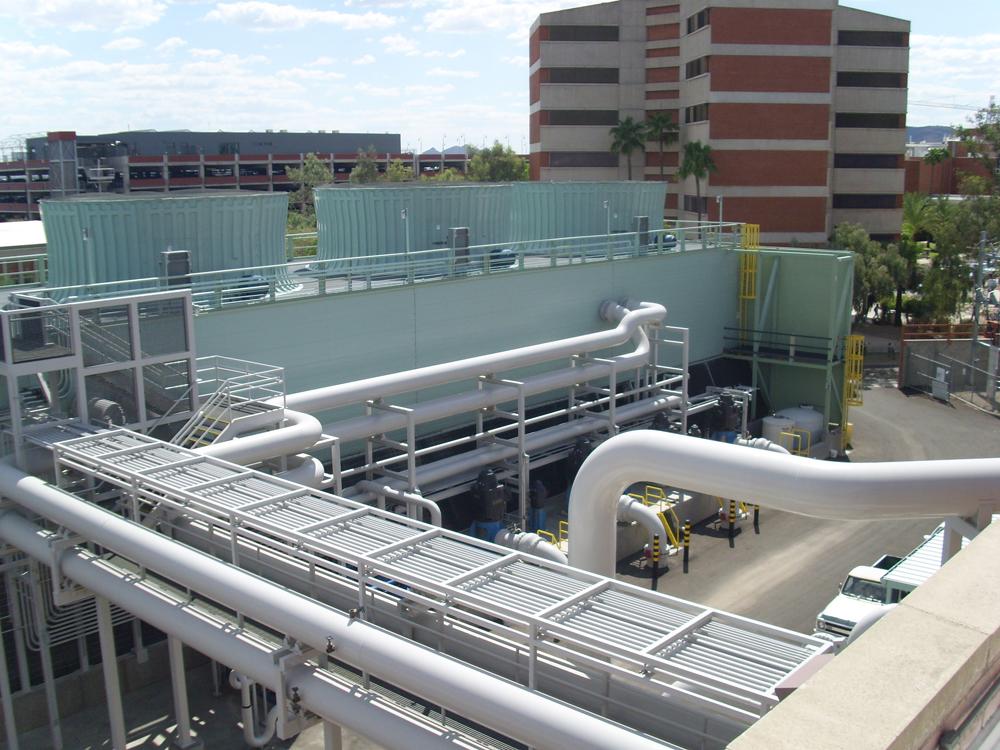 University of Arizona Cooling Tower 1