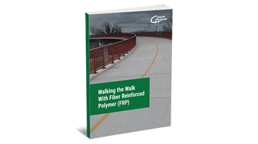 Walking the Walk With Fiber Reinforced Polymer (FRP)