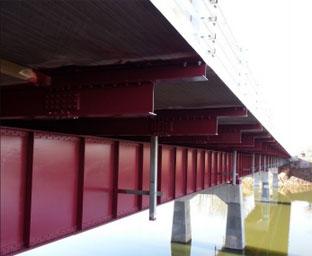 Wilson-Burt Bridge Project