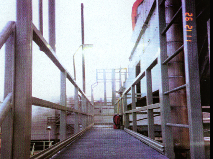 Oil & Gas Industry - Chevron Oil Refinery
