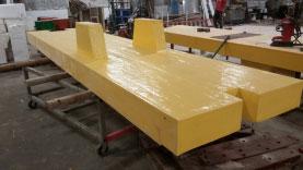 FRP Wicket Gate Fabrication