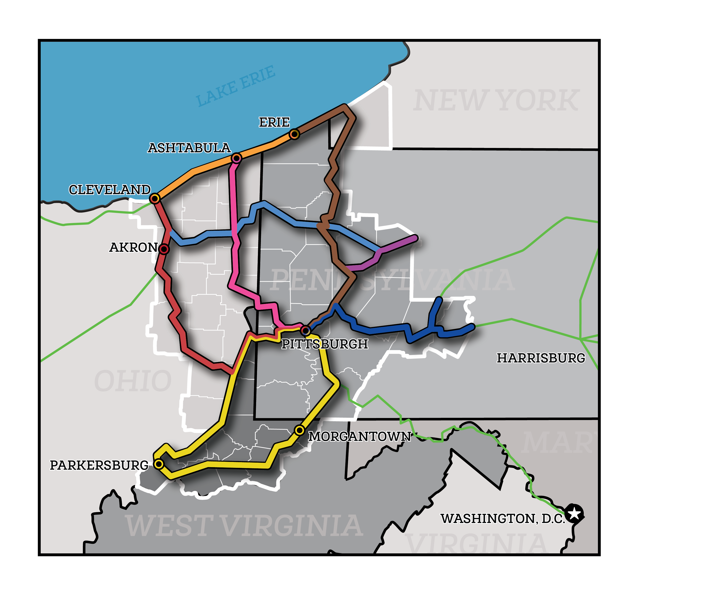 Rails-to-Trails Part 2: Mile by Mile