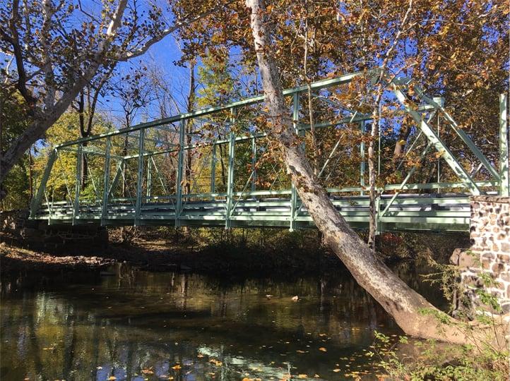 Peevy Road Bridge
