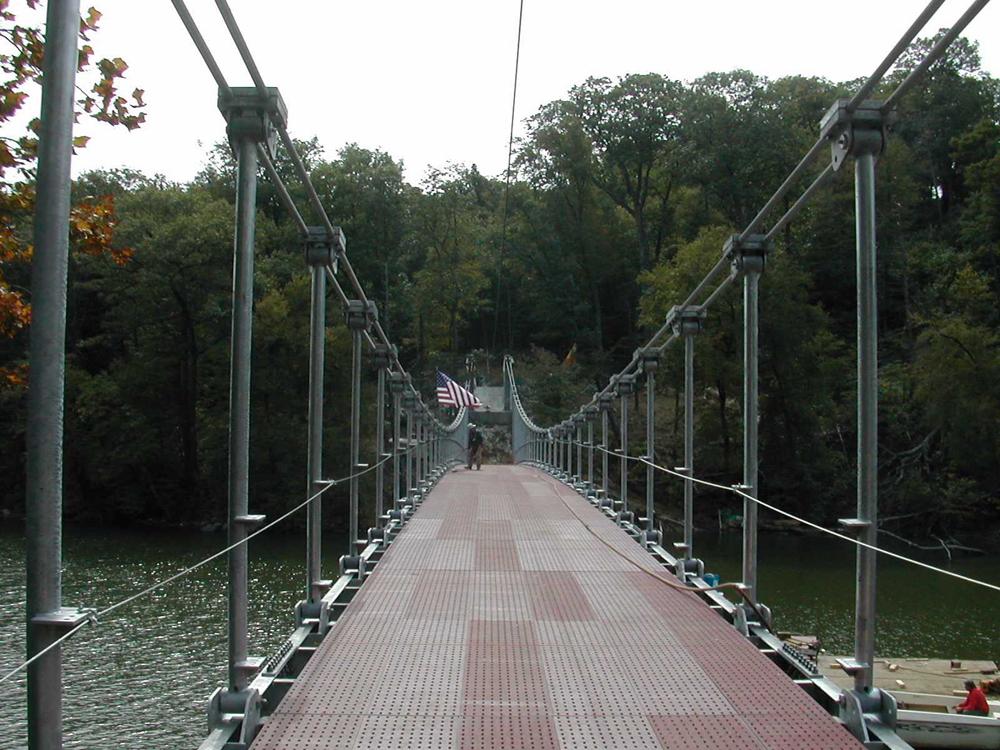 Popolopen Footbridge 2