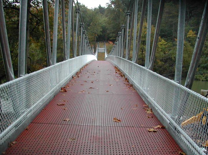 Popolopen Creek Footbridge - Fort Montgomery, NY