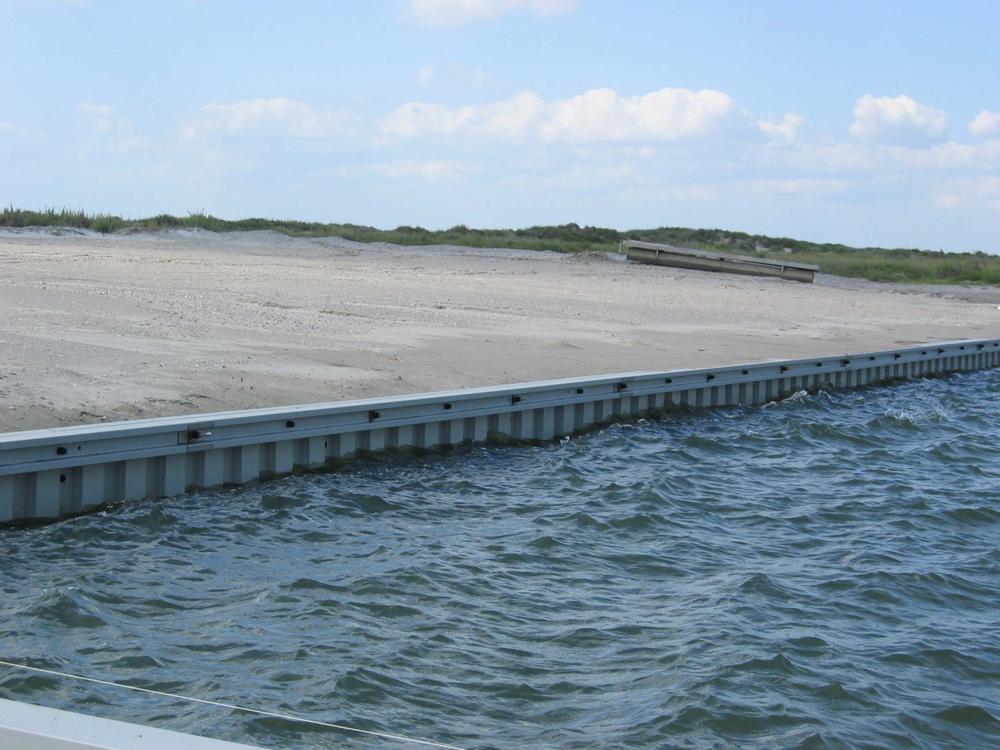 The Shores Seawall 3
