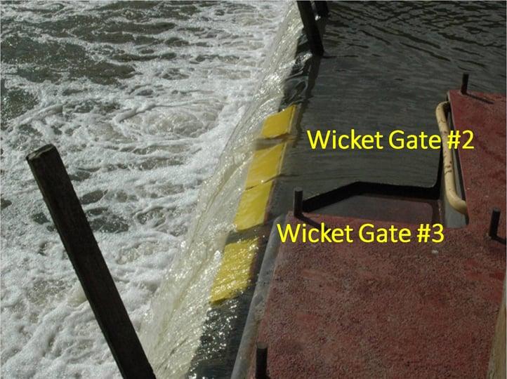 Wicket Gate, Illinois River