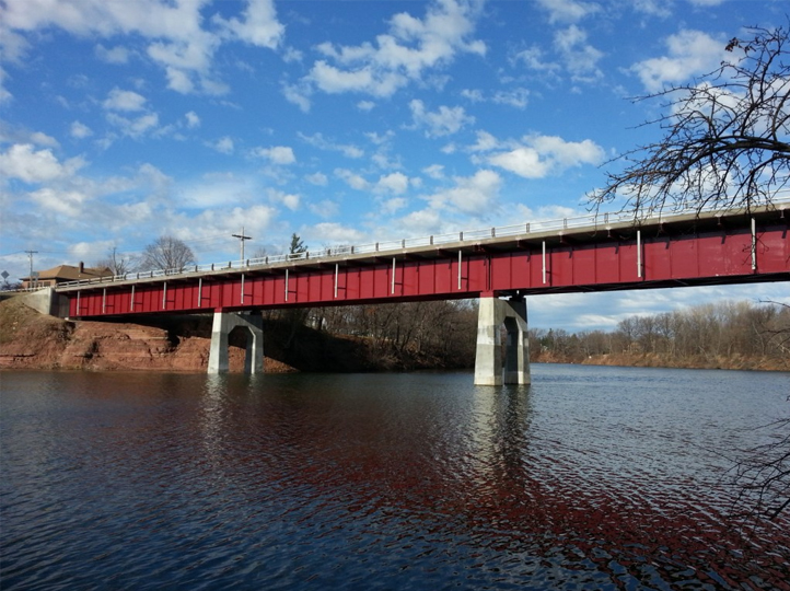 Wilson-Burt Bridge
